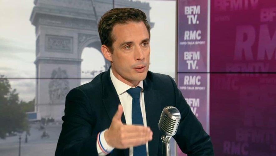 Le ministre des Transports sur BFMTV.