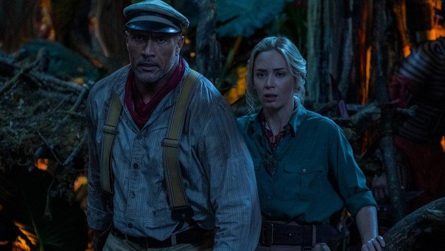"""""""Jungle Cruise"""", avec Emily Blunt et Dwayne Johnson, est sorti le 28 juillet dans les cinémas français."""