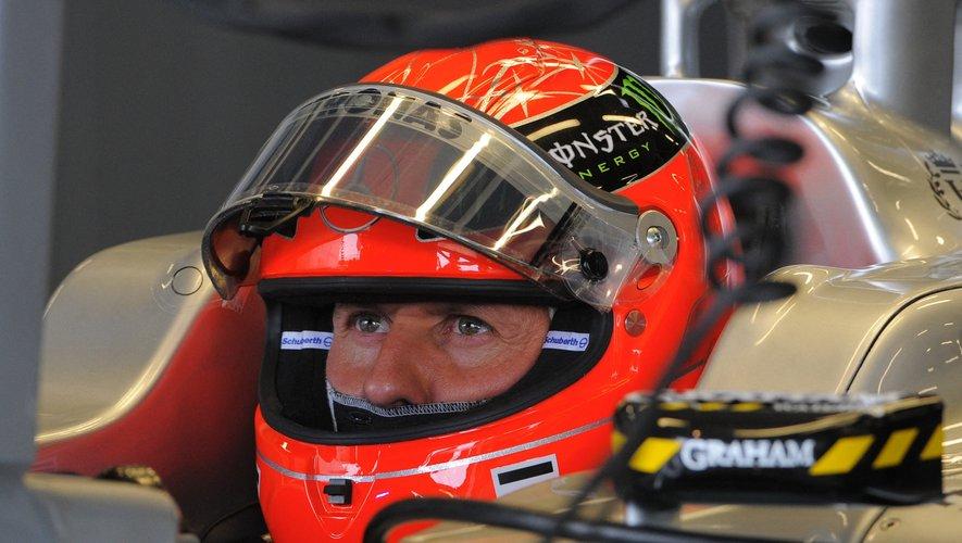 """Un documentaire intitulé """"Schumacher"""" sortira sur Netflix le 15 septembre."""