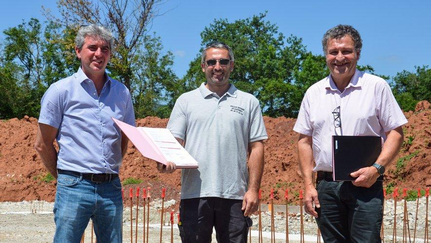 Une convention de partenariat  a été signée avec la communauté  de communes.