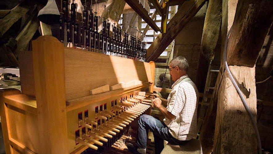Avec des organistes de talents.