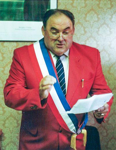 Gabriel Panassié, un dévouement  sans faille au service de la commune.