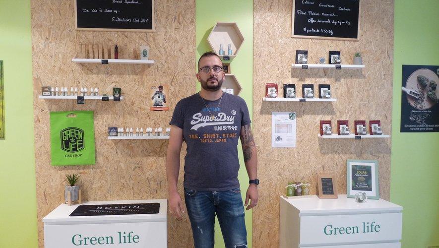 Maxime Raout propose une belle gamme de produits pour le bien-être et la détente.