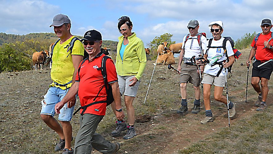 Las Cardabelas propose une petite randonnée au Puech Baylet.