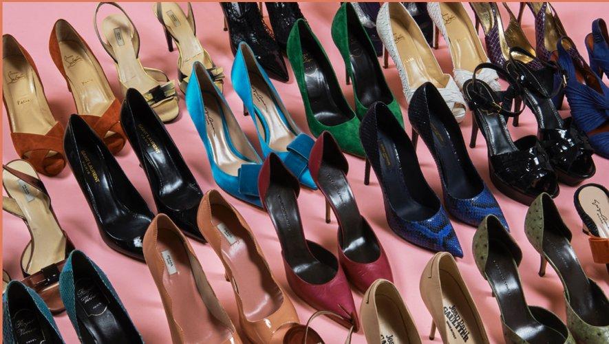 Artcurial proposera en septembre une vente aux enchères réunissant des chaussures de luxe appartenant à Catherine Deneuve.
