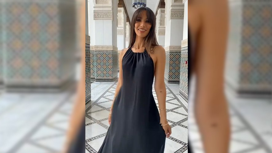 Sofya Benzakour a fondé la marque Bahaar qui rend hommage à ses origines marocaines.