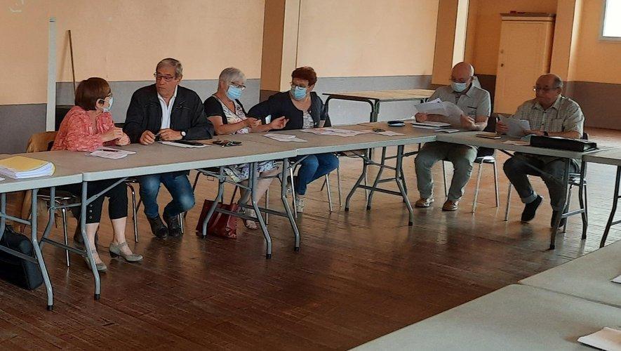 Le bilan a été dressé lors de l'assemblée générale.