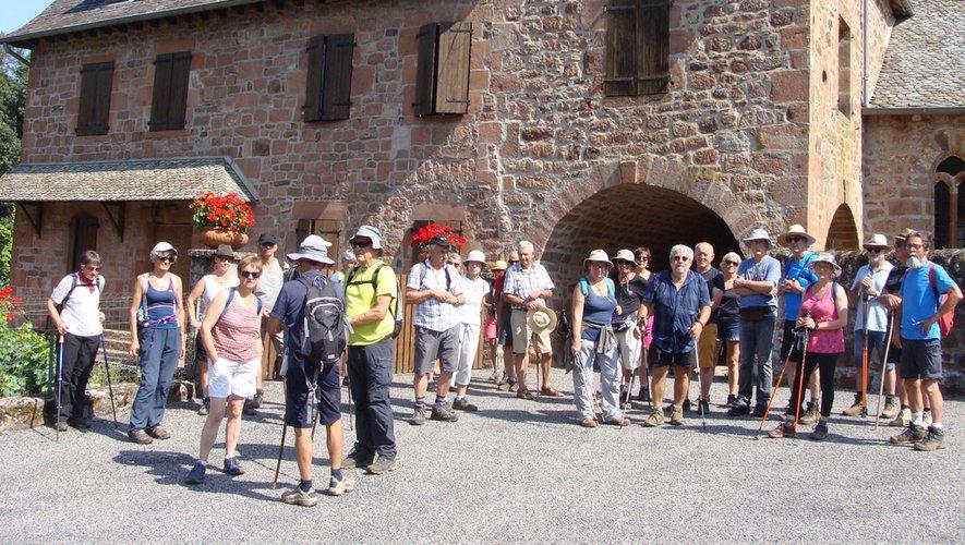 Après la visite de l'église de Sénepjac