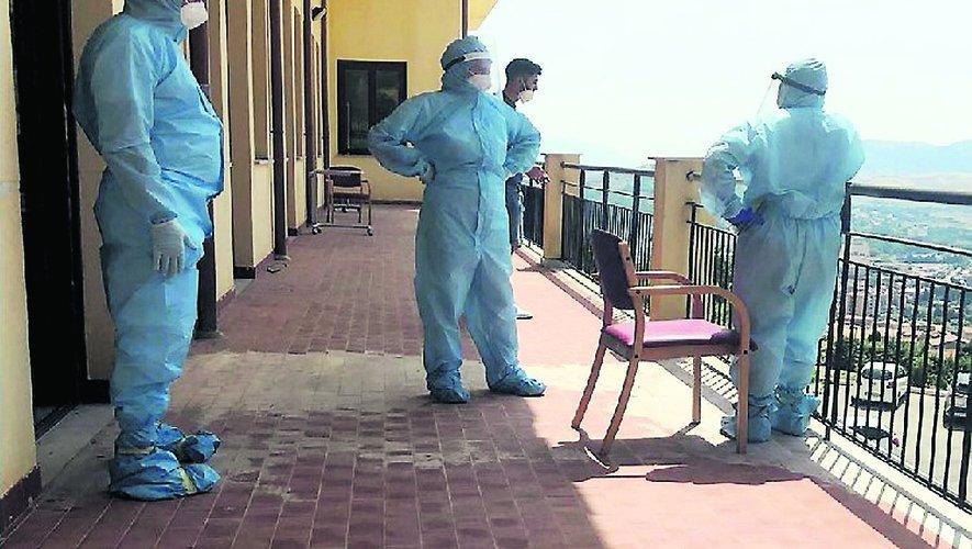 Une soixantaine de Français dont une famille villefranchoise est bloquée à Palerme à cause d'un test positif au covid.