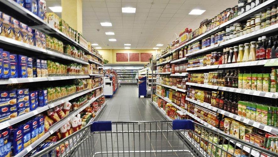 Bon nombre de produits alimentaires arborent aujourd'hui les couleurs tricolores. Bien souvent sans pour autant être d'originz française...