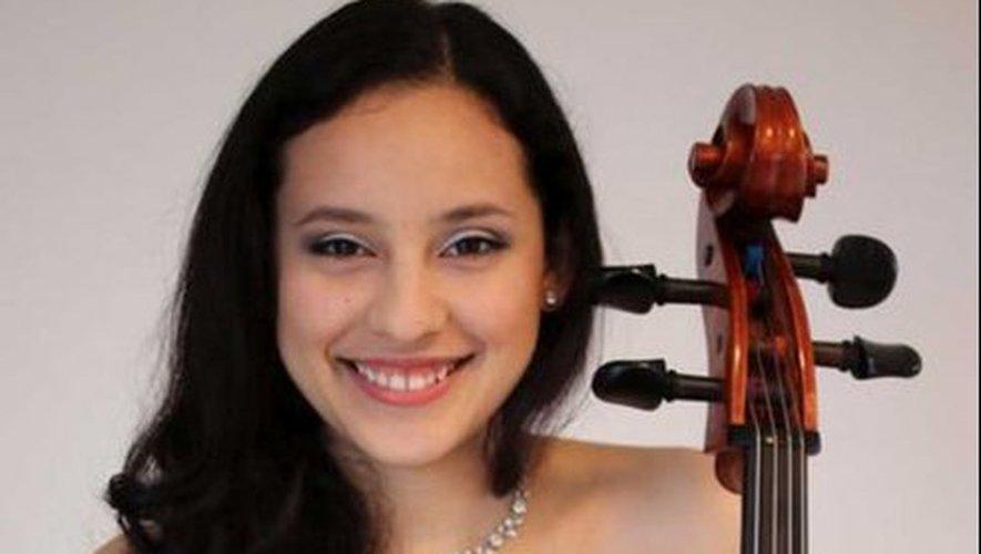 La violoncelliste Sol Molina a notamment joué à Vienne en 2018 pour un concert de l'ONU.