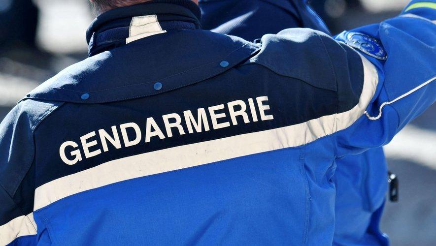 La communauté de brigade de Belmont-sur-Rance a mené l'enquête.