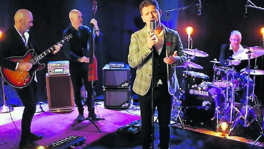 Le groupe Gentlemen Jazz Crooners./ Photo DR