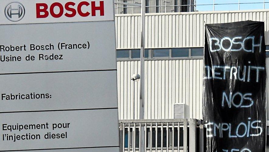 Une réunion doit se tenir jeudi sur le site de Bosch.