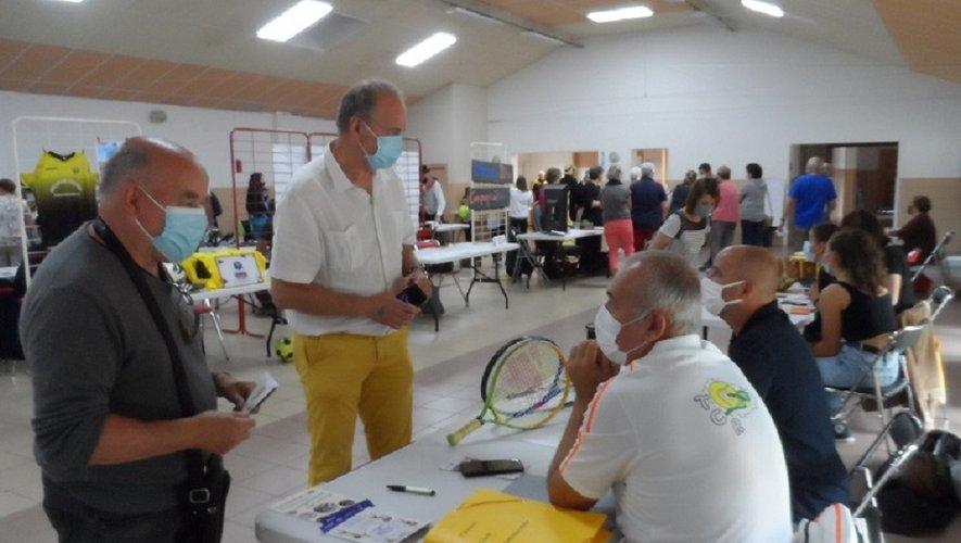 Le forum des associations entre Pass'Sport et… pass sanitaire