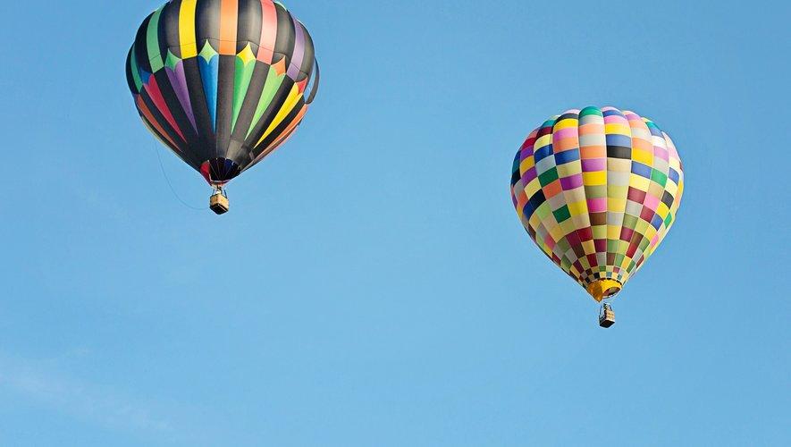 Les amateurs pourront faire leur baptême de l'air du 11 au 19 septembre à l'occasion de ce rassemblement de montgolfières