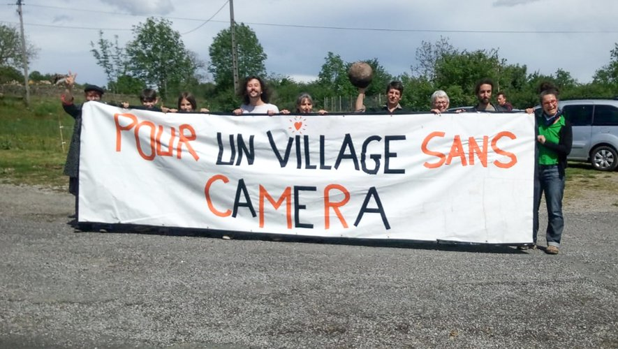 Des habitants se sont mobilisés contre ce projet.