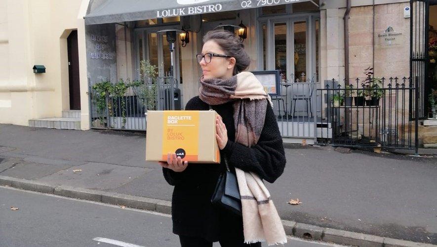 """Après les Box gastronomiques, Mégane lance les """"Experiences Olala"""" : un concentré de France en Australie.DR"""