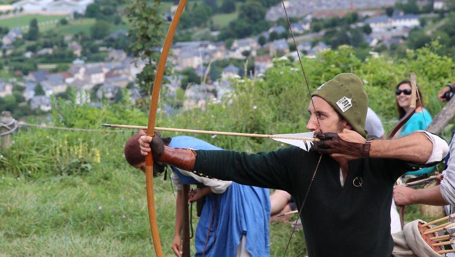 Journées Européennes du Patrimoine au château de Calmont d'Olt