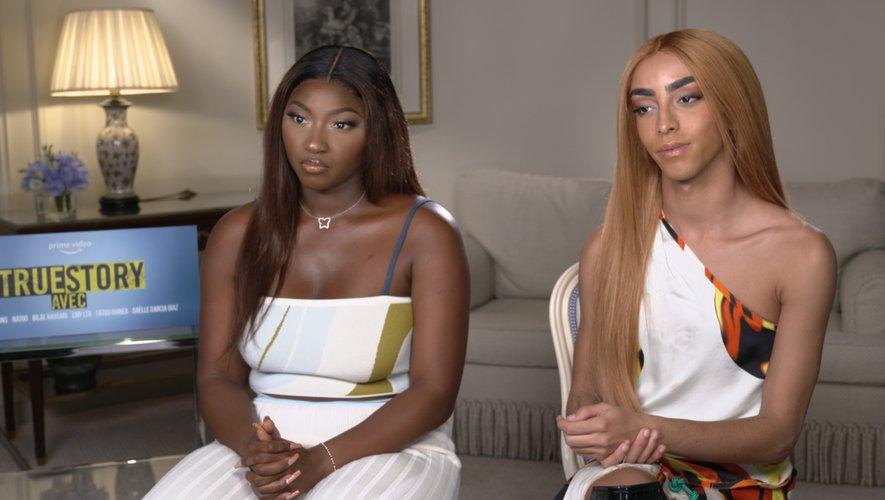 """Bilal Hassani et Fatou Guinea pour """"True Story"""" sur Amazon Prime Video"""