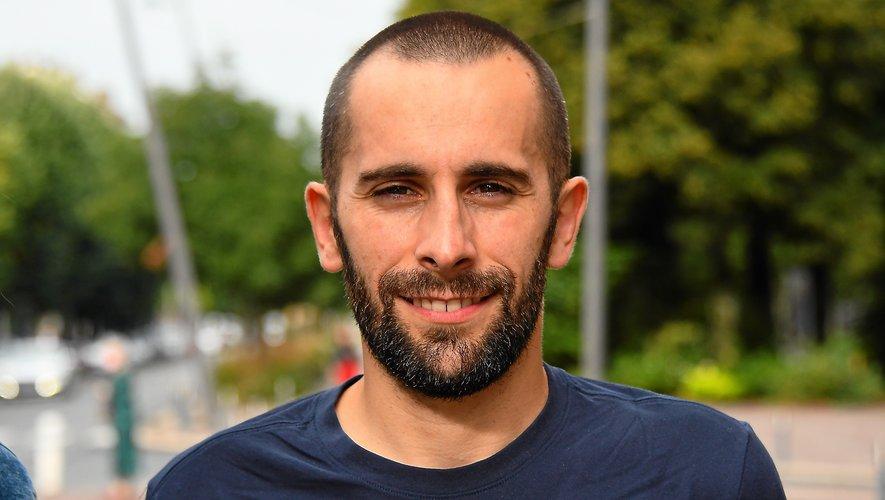 """""""À part le maillot, la fusion de nos sept clubs pour donner l'Élan basket Aveyron ne changera rien pour notre équipe"""", confie Nicolas Flottes."""
