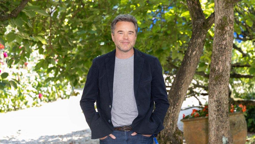 """Guillaume De Tonquedec est à l'affiche de deux séries en cette rentrée, """"Germinal"""" et """"Une affaire française""""."""