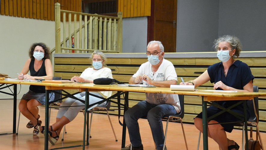 Les élus ont animé la réunion préparatoire.