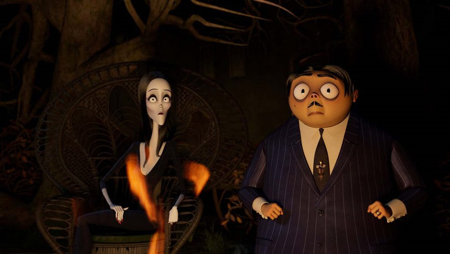 """""""La Famille Addams 2 : une virée d'enfer"""" sort le 13 octobre en salles."""