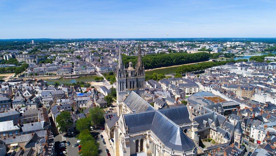 Angers se distingue par sa faible pollution sonore et lumineuse, et son faible niveau de stress et d'anxiété