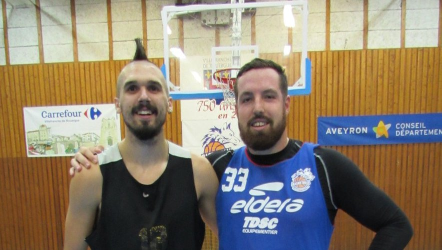 Guilhem Filhol et Julien Adam font leur retour en équipe fanion