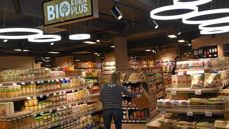 Carrefour City est le supermarché le mieux situé dans le centre, mais le chiffre ne serait pas encore atteint.