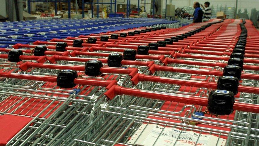 Depuis quelques mois, l'enseigne Carrefour a décidé de supprimer les monnayeurs sur ses chariots.