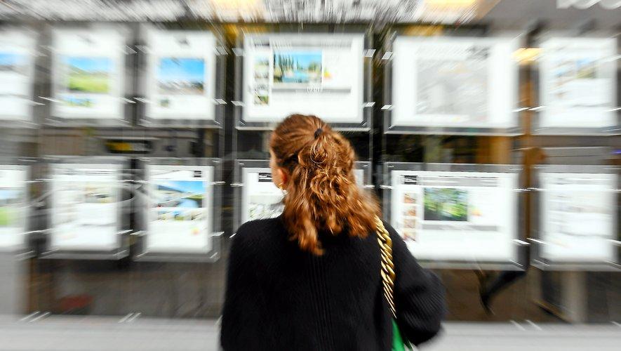 Investisseurs, primo-accédants, néo-Ruthénois, la demande immobilière ne cesse d'augmenter face à une offre toujours limitée.