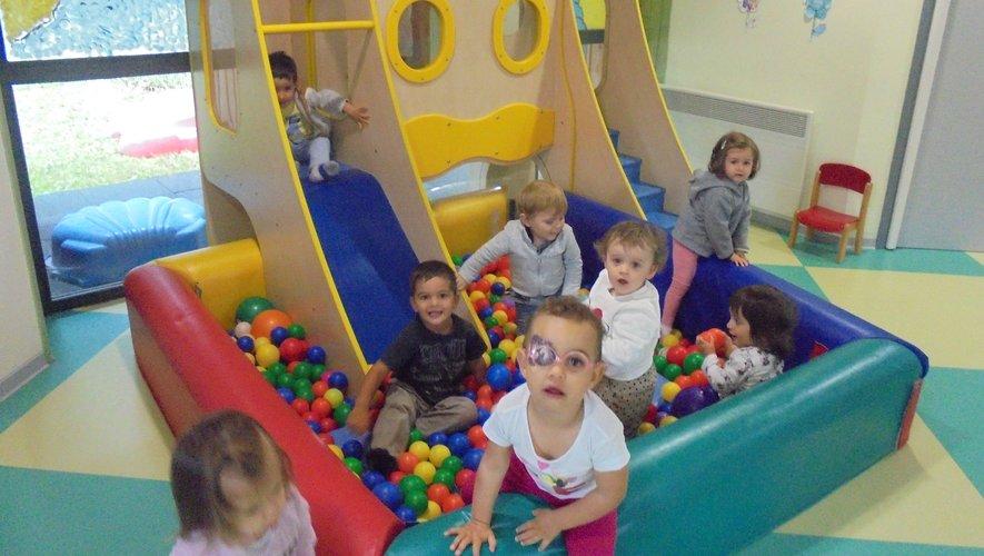 La micro-crèche La Libellule accueille les enfants du lundi au vendredi
