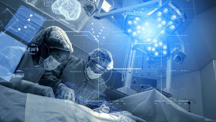 Au CHU de Hautepierre à Strasbourg, l'intelligence artificielle (IA) assiste désormais les soignants lors d'opérations.