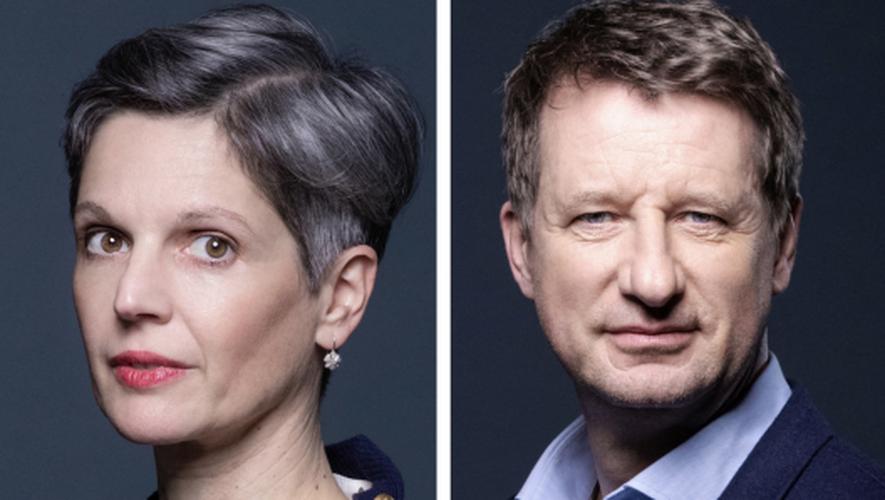 Sandrine Rousseau (25,14%) et Yannick Jadot (27,70 %) des voix.