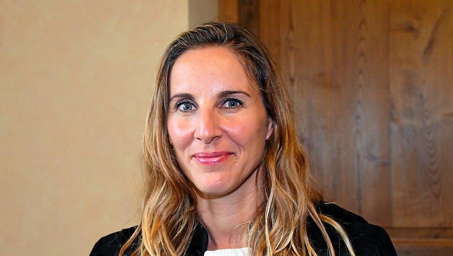 Emilie Passier, substitut du procureur de la République, nouvellement installée.