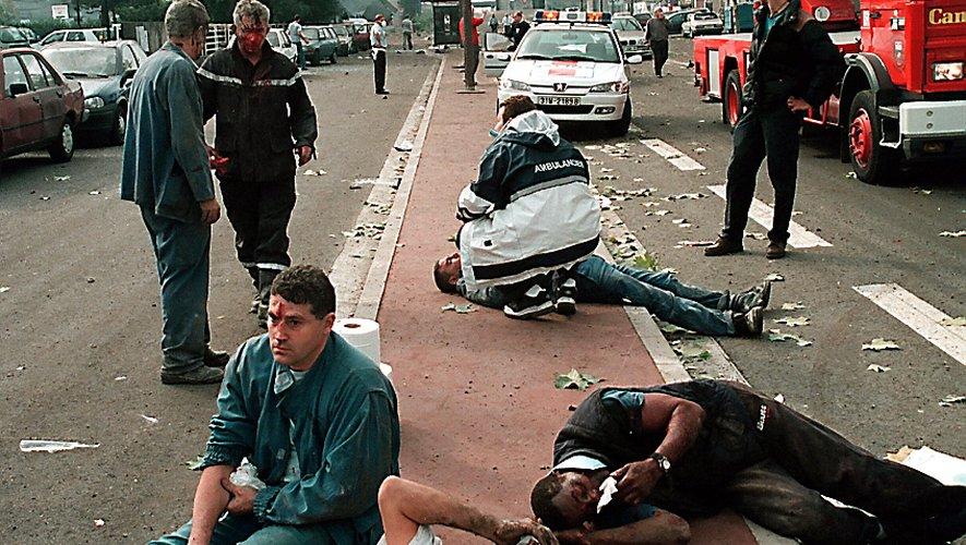 Le chaos, et de nombreux blessés, sur le périphérique toulousain après le drame.