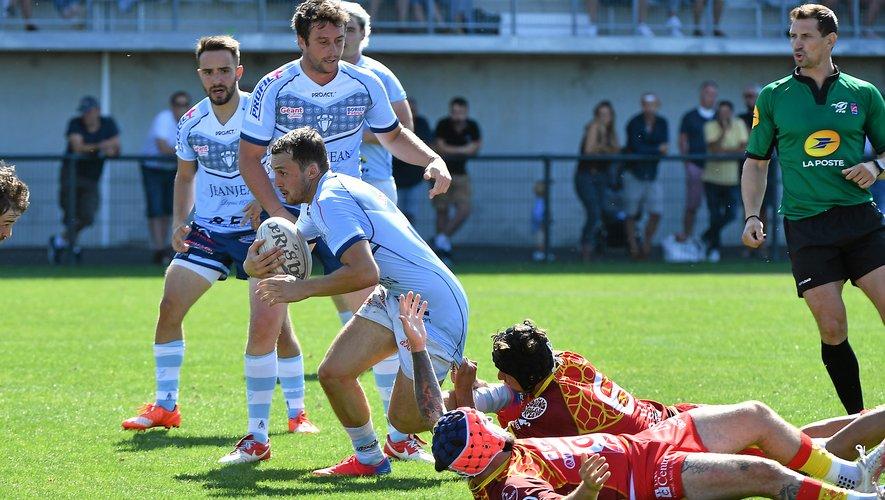 Rugby : Decazeville tourné vers la montée