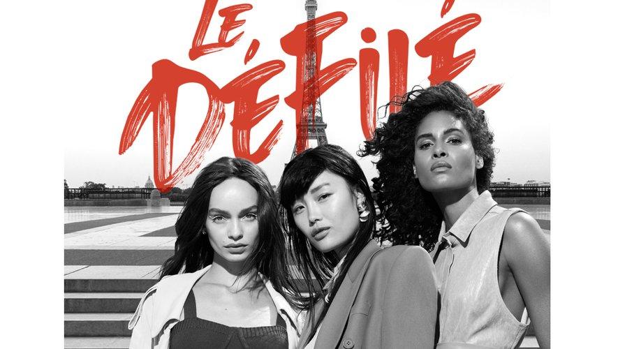 Le défilé de L'Oréal Paris se tiendra le 3 octobre 2021, et sera retransmis dans plus de 30 pays à travers le monde via les réseaux sociaux.