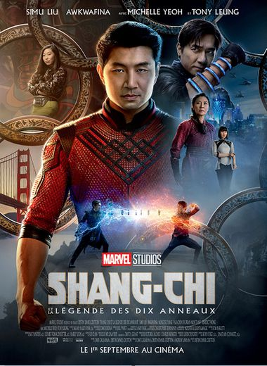 """""""Shang-Chi et la Légende des Dix Anneaux"""" de Destin Daniel Cretton avec Simu Liu, Tony Leung Chiu-Wai et Awkwafina est sorti le 1er septembre en France."""