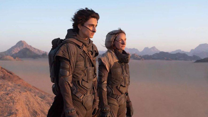 """""""Dune"""" a attiré plus d'un million de spectateurs lors de sa première semaine en salles."""