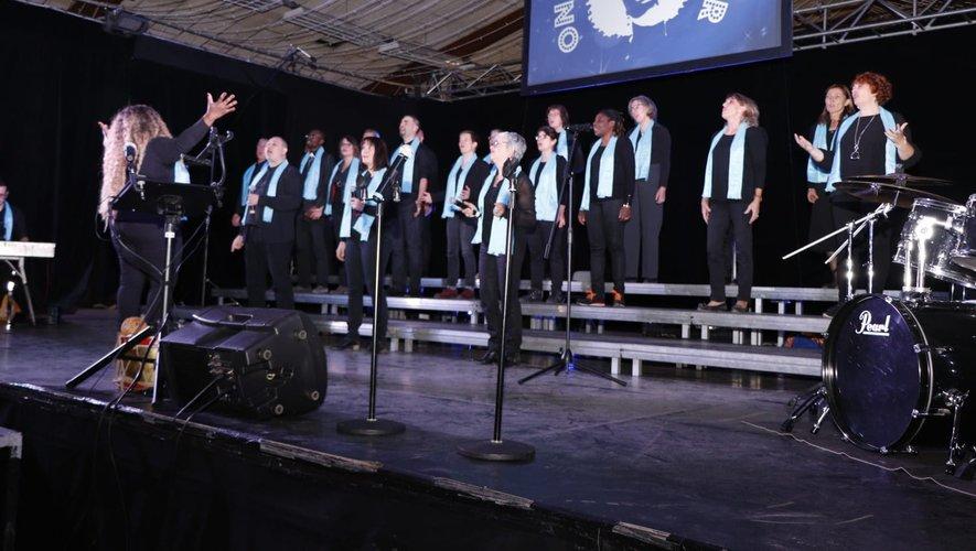 Concerts, stages... Onet Gospel Choir reprend avec de beaux projets