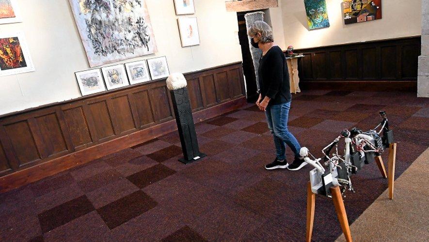 L'exposition donne à voir 70 œuvres.