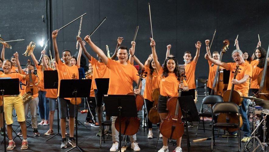 Les collégiens-musiciens des Quatre saisons vous donnent rendez-vous vendredi 15 octobre.