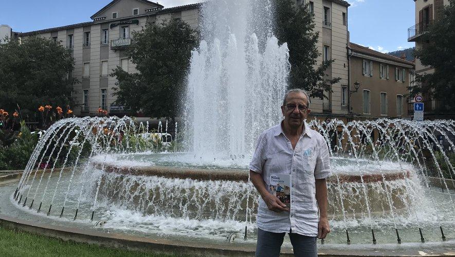 Serge Sécail vient de publier «Millau l'inspirante» en autoédition.