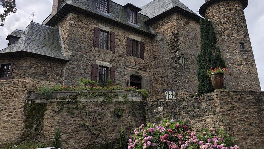 La famille Panassié a été propriétaire du château de Girondependant près de 50 ans.