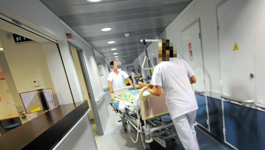 """L'hôpital de Rodez est """"primé"""" dans quatre catégories."""
