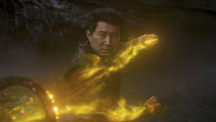 """""""Shang-Chi et la légende des dix anneaux"""" reste en tête du box-office aux Etats-Unis."""