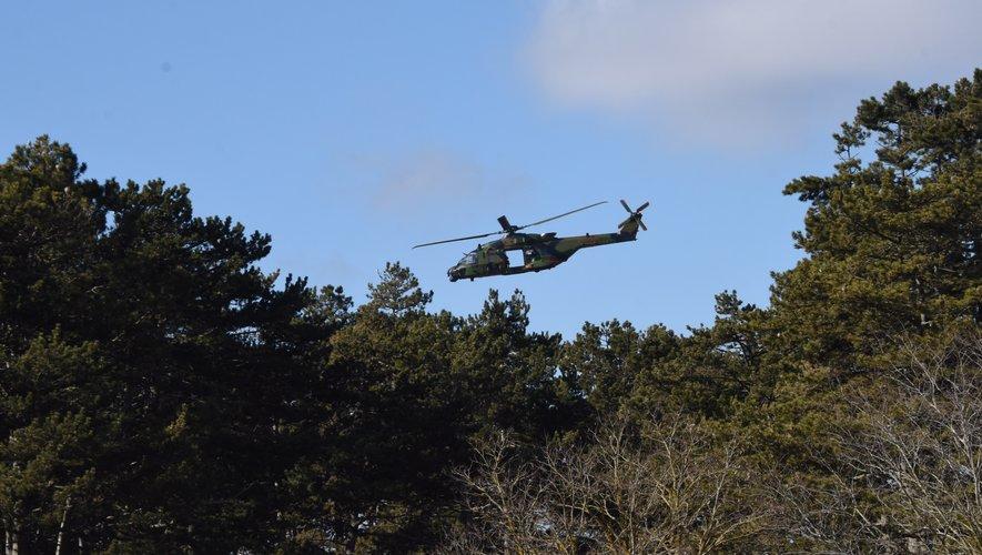 Trente-deux hélicoptères de combat participeront à l'exercice.